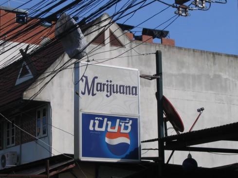 Loi Kroh Road, Chiang Mai, Thailand