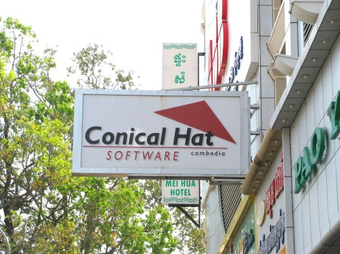 Conical Hat Software, Phnom Penh, Cambodia