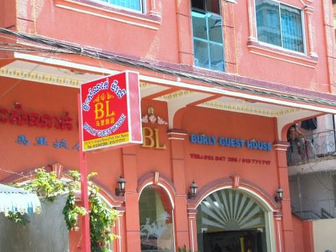 Burly Guest House, Phnom Penh, Cambodia