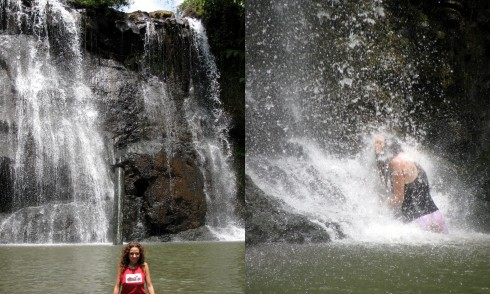 Kinchaan waterfall, Ban Lung, Cambodia