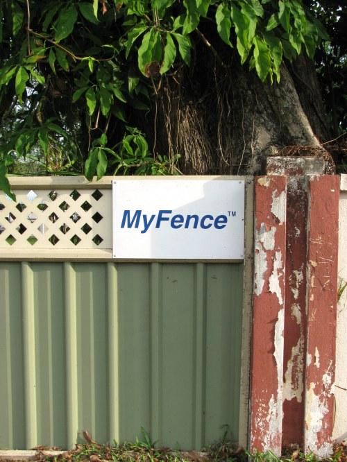 Sign, Kuching, Borneo, Malaysia
