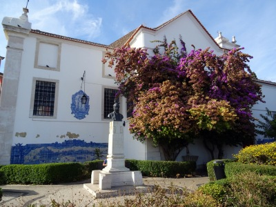 Garden, Miradouro de Santa Luzia, Lisbon