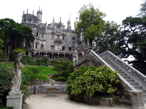 Main house, Quinta da Regaleiro